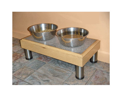 stainless steal table legs