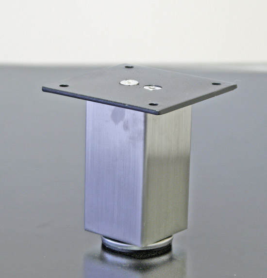 "VERONA 2"" Square Stainless Steel Leg"
