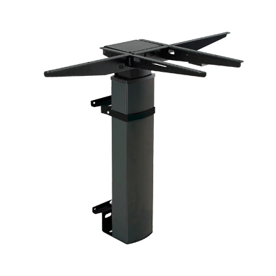 501-19 Wall Frame, Black   176 lbs capacity