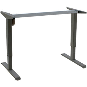 501-33 Desk Frame, 176 lbs lift,  NO BAR - Full leg freedom